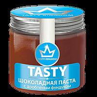 Шоколадная паста «TASTY с дробленым фундуком» 200г.