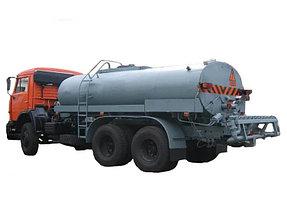Автогудронатор 142Б на шасси КАМАЗ