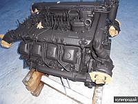 Двигатель на КамАЗ 74009.10