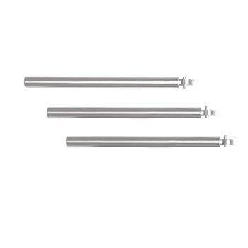 Планки Carddex PPS-07X, комплект (3шт), автоматические антипаника, нерж. сталь