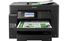 Epson C11CH72404 МФУ струйное цветное L15150,А3+, до 32 стр/мин, сканер А3, fax, WIFI, Ethernet, Duplex