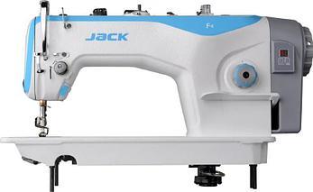 Швейная машина Jack JK-F4 белый-синий