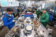 Утилизация оргтехники, полиэтилена, бытовой техники