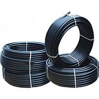 Труба гладкая ПНД - наруж. диаметр 40 мм (100), м / S стенки 2,4 мм