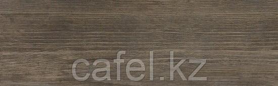 Керамогранит - Finwood | Финвуд темно-коричневый 20х60