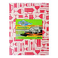 Коврик Freshouse Elite Viscose для сушки посуды (розовый).