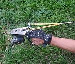Рыболовная рогатка, фото 2