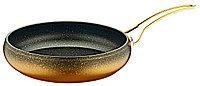 Сковорода OMS 26см, гранит, с антипригарным покрытием