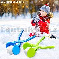 Форма для снежка и песка круглая с удобной длинной ручной пластиковый T59265_A