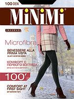 Колготки MINIMI Microfibra 100 ден XL из микрофибры
