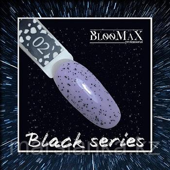 Топ  BlooMax Black Series №02, 12мл