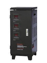 Стабилизатор напряжения электромеханический-РЕСАНТА - 6 000/3 АСН ЭМ (380)