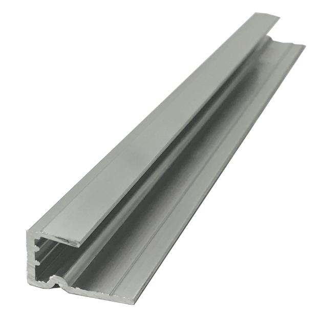 Алюминиевый L-профиль для гранита  580 см * 3 см * 2,8 см