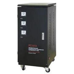 Стабилизатор напряжения электромеханический-РЕСАНТА - 20 000/3 АСН  ЭМ (380)