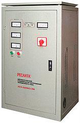 Стабилизатор напряжения электронный -РЕСАНТА - 80 000/3 АСН  ЭМ (380)