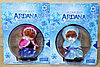 A350 Холодное сердце Кукла Ардана 2 вида в шаре 18*14см