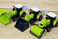 706-24 Техника фермера 3 вида 8шт, цена за 1шт 16*6см, фото 1
