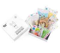 """Подарочный набор полезных аксессуаров для новорожденного """"Bunny Box"""" (ROXY-KIDS, Россия)"""
