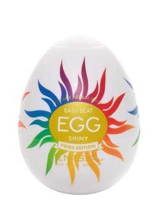 "Мастурбатор ""Tenga Egg Shiny Pride Edition"", ОРИГИНАЛ"