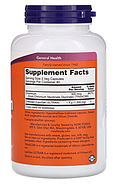 Now Foods, Хитозан, 500 мг, 240 растительных капсул, фото 2