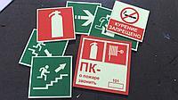 Знаки пожарной безопасности по ГОСТу