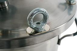 Автоклав  Булат Богатырь и на 26 литров, нерж.сталь