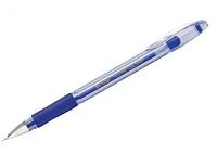 """Ручка гелевая BERLINGO """"Techno-Gel Grip"""" 0,5 мм, синяя"""
