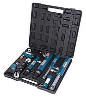 Forsage Комплект цилиндров гидравлических прямого и обратного действия 2т, 4т, 5т, 10т в пластиковом кейсе 7