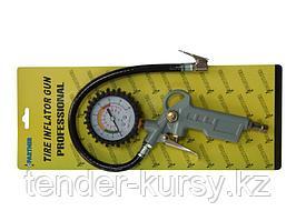 Partner Пистолет для подкачки шин  с манометром Partner STG-05 7440