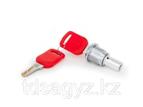 Замок (Личинка) и ключ для автоматов GV-18-25