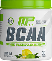 Аминокислоты  BCAA Optimized Branched-Chain Amino Acids Blue Raspberry (Голубая малина) MusclePharm