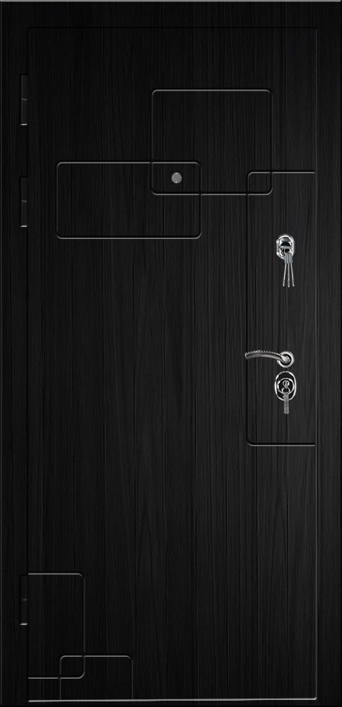 Металлическая стальная  дверь Valberg Промет ДИПЛОМАТ