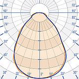 Светодиодный светильник для торгового зала TL-PROM TRADE 75 P L1900 IP54 5К, фото 2