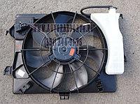 Вентилятор охлаждения двигателя в сборе KIA Rio / Киа Рио