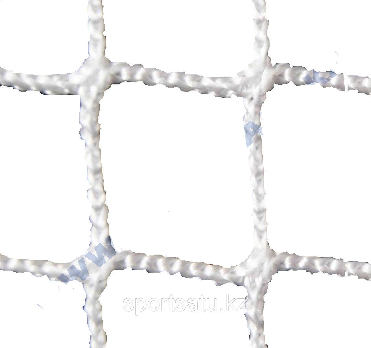 Сетка заградительная 40х40х3 белый/зеленый