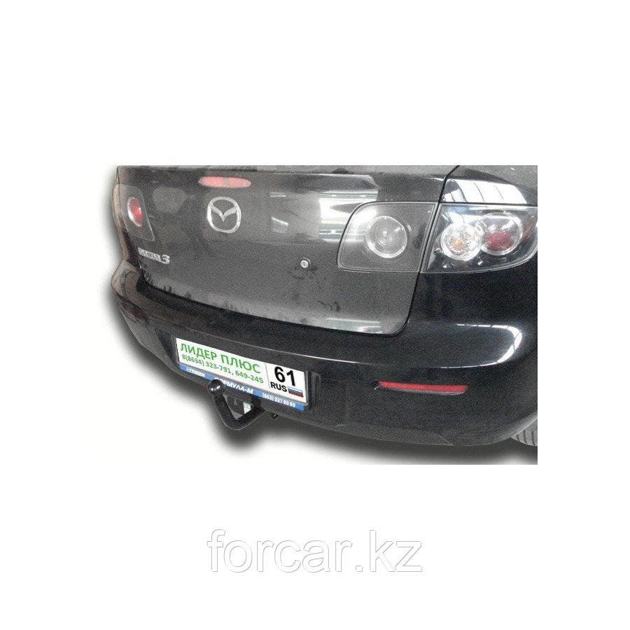 Фаркоп на Mazda 3 седан 2004-2009