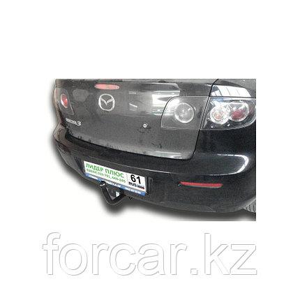 Фаркоп на Mazda 3 седан 2004-2009, фото 2