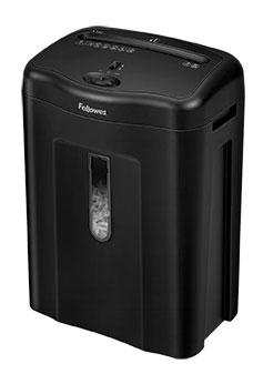 Шредер Fellowes® Powershred® 11C, DIN P-3, 4х52мм, 11лст., 18лтр., Safety Lock
