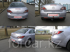 Фаркоп на Mazda 6 хетчбек, седан 2002/6-2008
