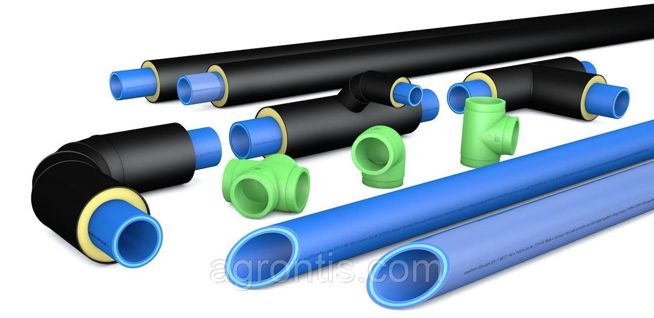 Aquatherm Blue pipe - промышленное водоснабжение и отопление