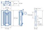 Взрывозащищенный светодиодный светильник TL-PROM 1 PR Plus 5К W Ex, фото 3
