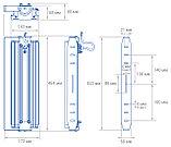 Взрывозащищенный светодиодный светильник TL-PROM 2 PR Plus 5K W Ех, фото 3