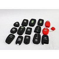 Силиконовые чехлы для автомобильных ключей