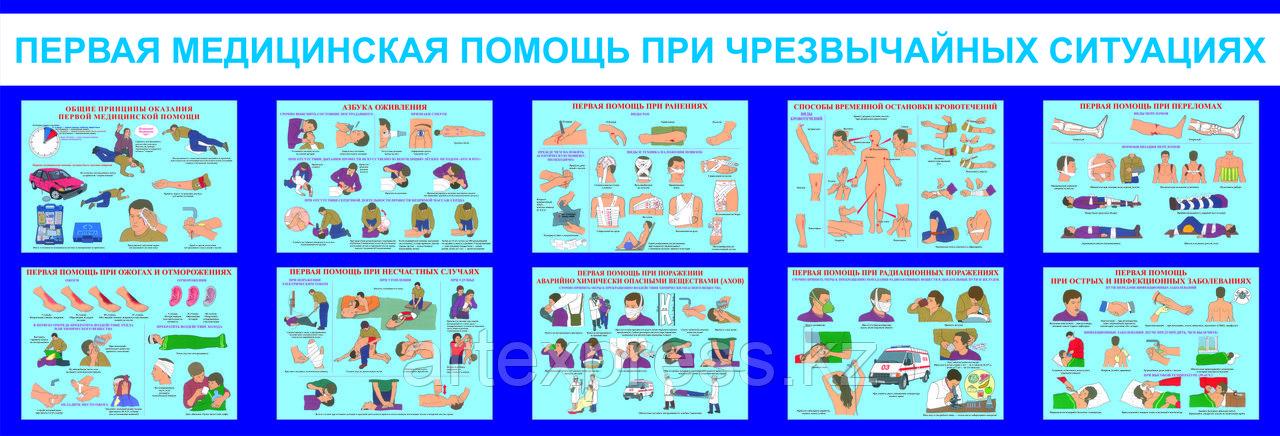 Медицинский стенд