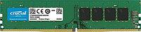 Оперативная память DDR4 DIMM 4Gb/2666MHz PC21300 Crucial