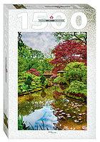 "Мозаика ""puzzle"" 1500 ""Нидерланды. Гаага. Японский сад"""