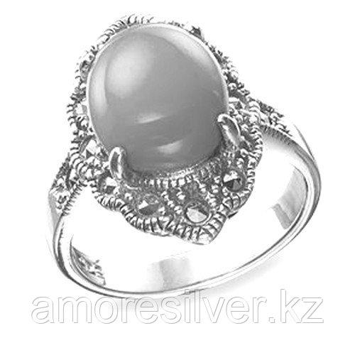 Кольцо  серебро без покрытия К 459 размеры - 18,5