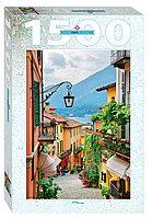 """Мозаика """"puzzle"""" 1500 """"Италия. Вид на озеро Комо"""""""