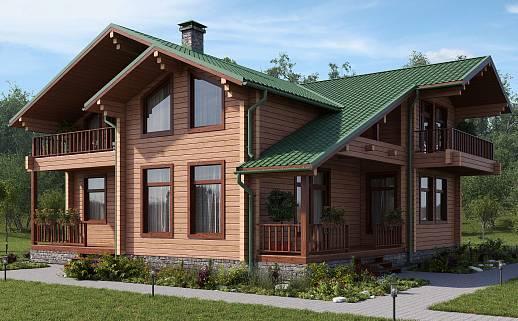 Проект дома №2257