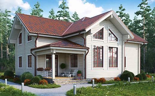 Проект дома №2205